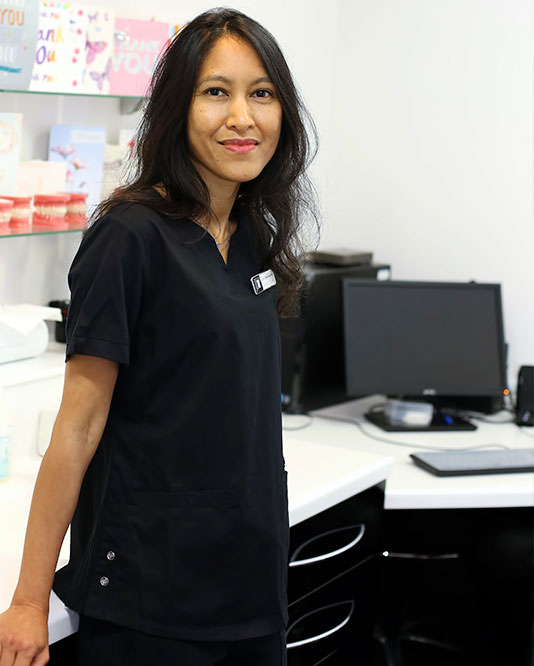 Specialist Orthodontist, Dr Kyi at West London Orthodontics