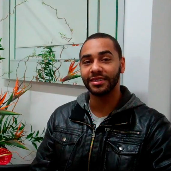 Watch Video: What Our Patients Say:'I am having orthodontic treatment here at Welcome Orthodontics with Dr. Kyi...'